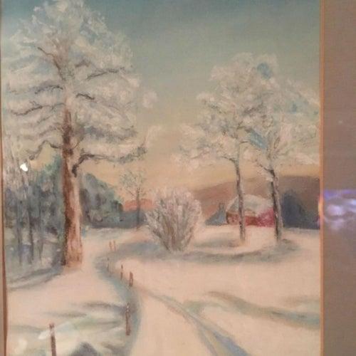 Blow Winter Wind von Richard Younger