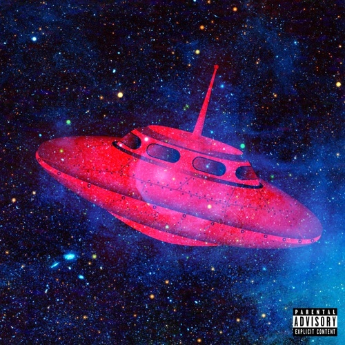 Spaceships on Drugs by Jamall Joseph