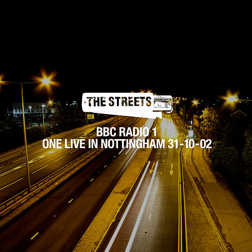 The Streets: One Live in Nottingham, 31-10-02 von The Streets