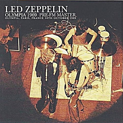 Live At The Olympia de Led Zeppelin