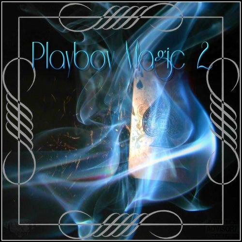 PlayBoy Magic 2 by Twizm Whyte Piece