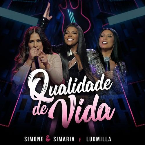 Qualidade De Vida (Ao Vivo) by Simone & Simaria