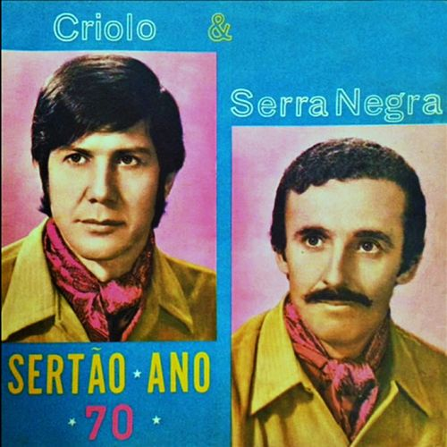 Sertão Ano 70 von Criolo