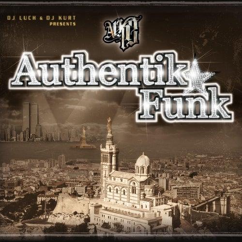 Authentik Funk de Dj Luch