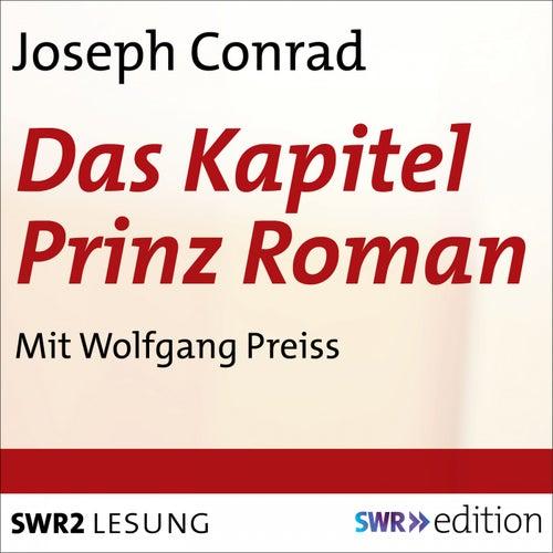 Das Kapitel Prinz Roman von Joseph Conrad
