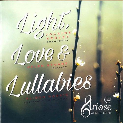 Light, Love & Lullabies von Various Artists