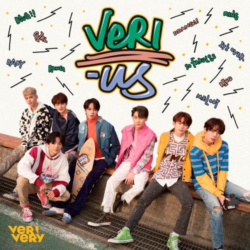 VERIVERY 1st Mini Album [VERI-US] by Verivery