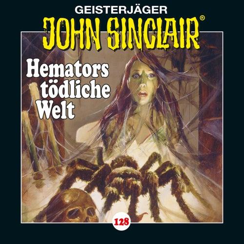 Folge 128: Hemators tödliche Welt. Teil 4 von 4 von John Sinclair