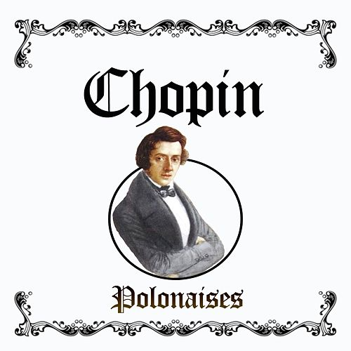 Chopin / Polonaises by Alfred Brendel