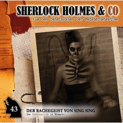 Folge 43: Der Rachegeist von Sing Sing von Sherlock Holmes & Co