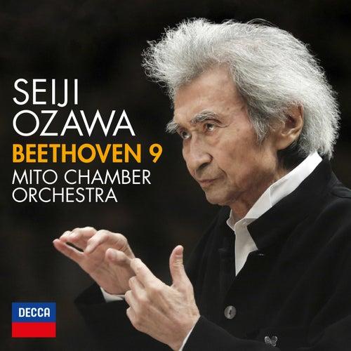 Beethoven: Symphony No. 9 by Seiji Ozawa