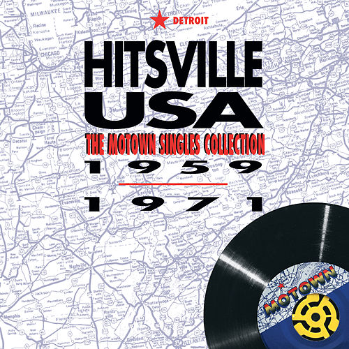 Hitsville USA - The Motown Singles Collection 1959-1971 de Various Artists
