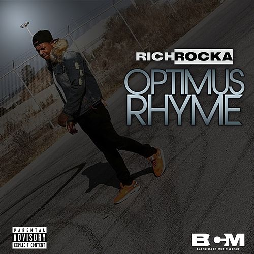 Optimus Rhyme von Rich Rocka