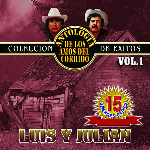 15 Exitos, Vol. 1 by Luis Y Julian