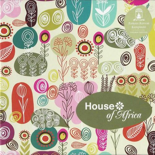 House Of Africa Vol, 1 de Various Artists