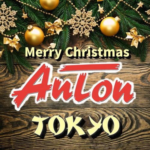 Merry Christmas AnTon TOKYO de Anton
