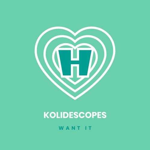 Want It von Kolidescopes