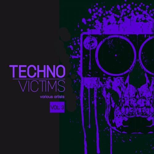 Techno Victims, Vol. 3 - EP von Various Artists