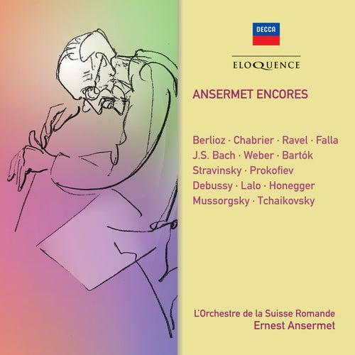 Ansermet Encores de L'Orchestre de la Suisse Romande