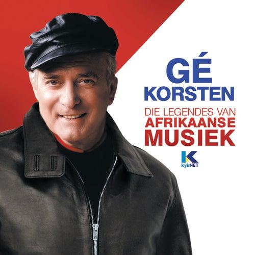 Die Legendes Van Afrikaanse Musiek von Gé Korsten