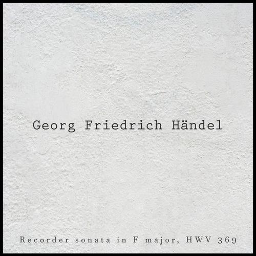 Recorder Sonata in F Major, HWV 369 de George Frideric Handel