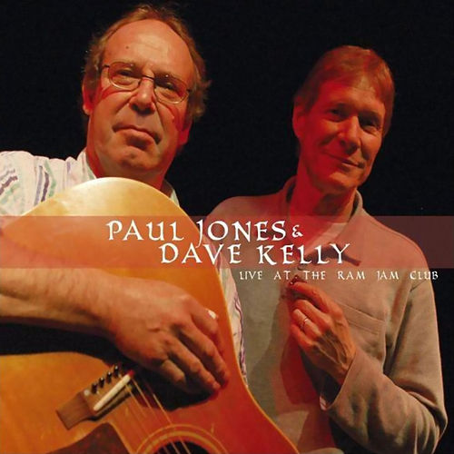 Live at the Ram Jam Club de Paul Jones