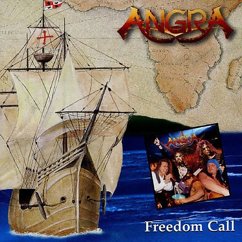 Freedom Call / Holy Live by Angra