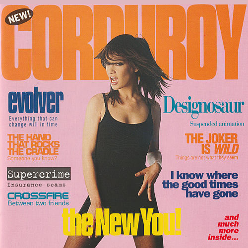 The New You de Corduroy