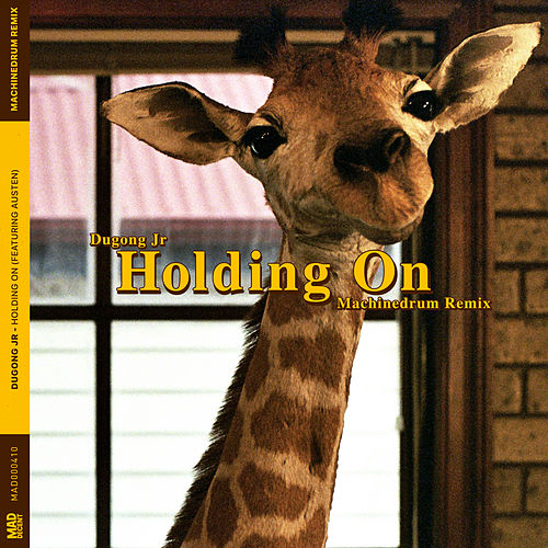 Holding On (Machinedrum Remix) by Dugong Jr