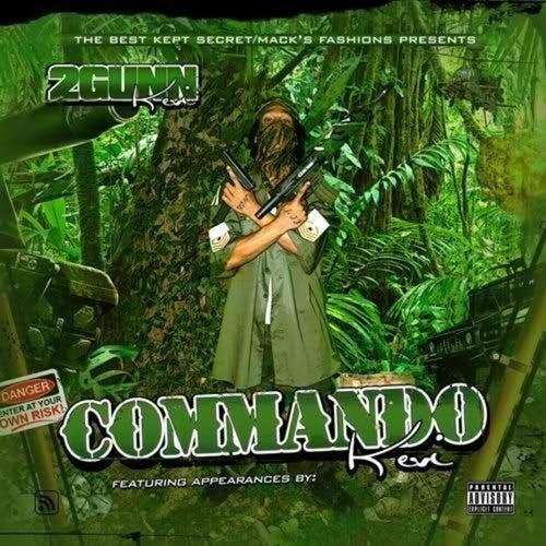 Commando Kevi von 2 Gunn Kevi