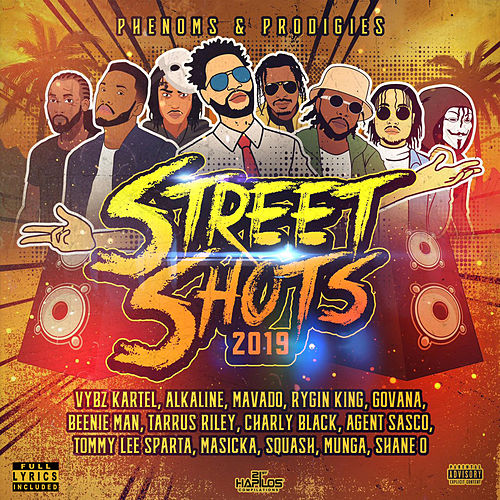 Street Shots 2019: Phenoms & Prodigies by Various Artists