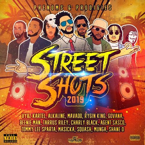 Street Shots 2019: Phenoms & Prodigies de Various Artists