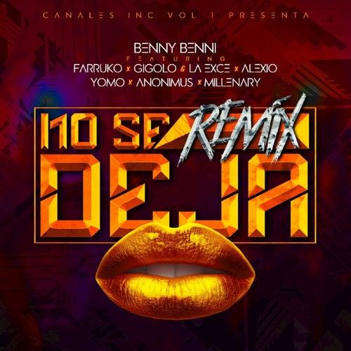 No Se Deja (Remix) de Benny Benni