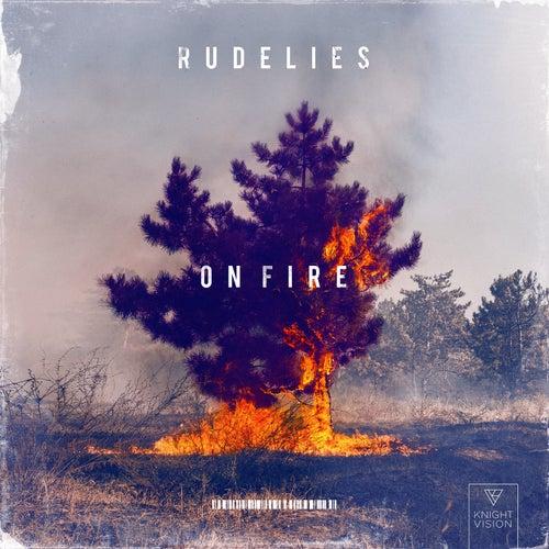 On Fire von Rudelies