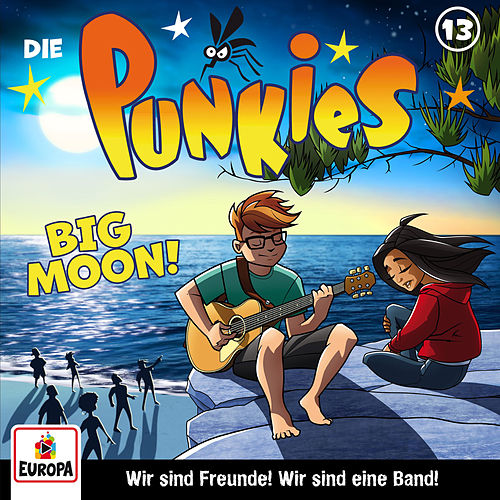 013/Big Moon by Die Punkies