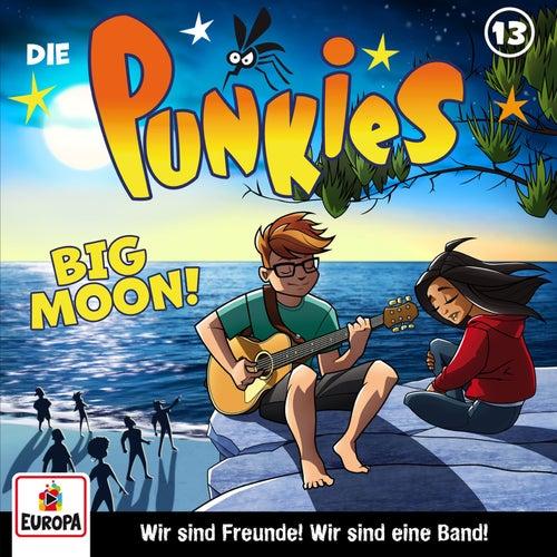 013/Big Moon von Die Punkies