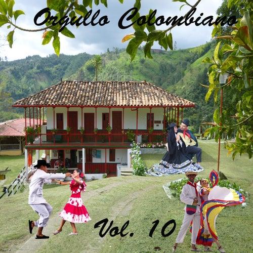 Orgullo Colombiano (Vol. 10) de Various Artists
