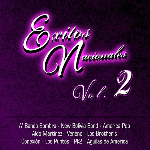 Exitos Nacionales, Vol. 2 de Various Artists