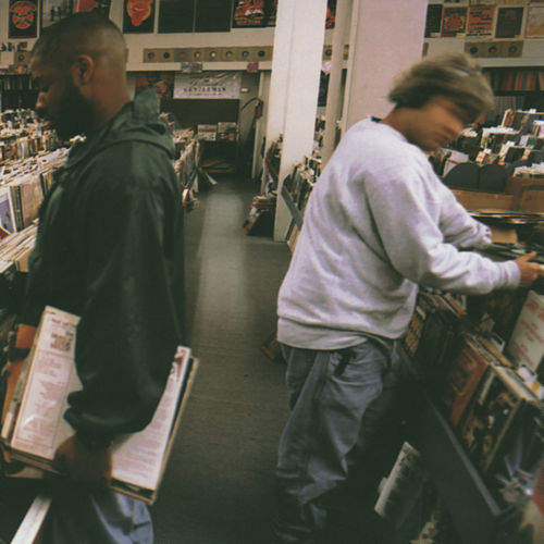 Endtroducing..... de DJ Shadow