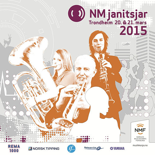 NM Janitsjar 2015 - Elitedivisjon von Various Artists