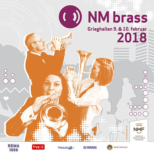 Nm Brass 2018 - 2.Div de Various Artists