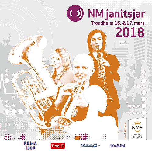 Nm Janitsjar 2018 - 2 Divisjon von Various Artists