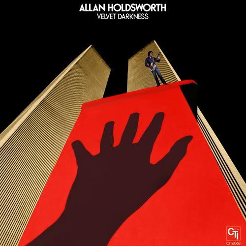 Velvet Darkness (Expanded Edition) fra Allan Holdsworth