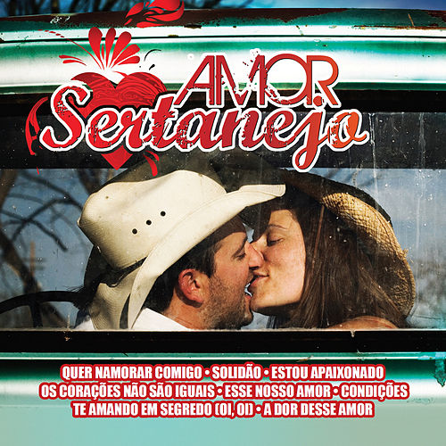 Amor Sertanejo de Various Artists