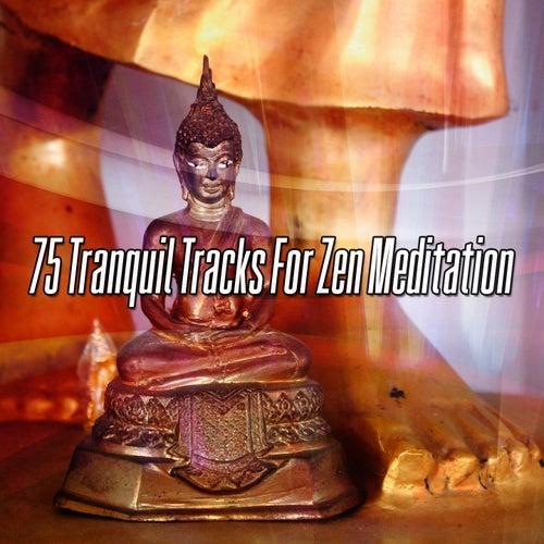75 Tranquil Tracks For Zen Meditation von Entspannungsmusik