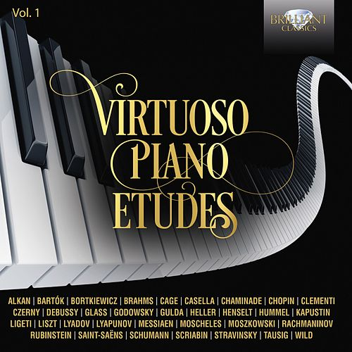 Virtuoso Piano Etudes, Vol. 1 by Various Artists