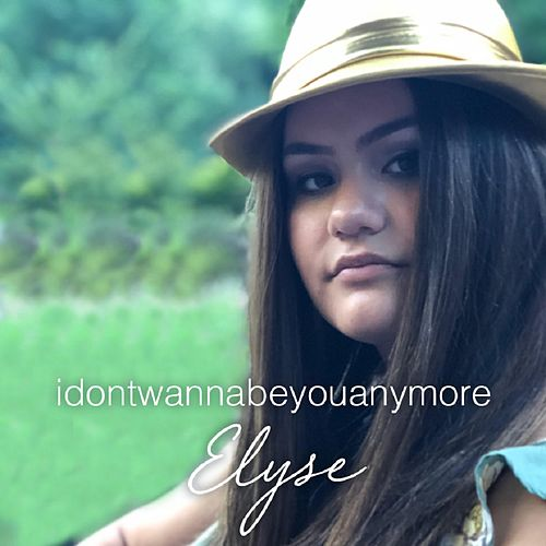 Idontwannabeyouanymore by Elyse Weinberg