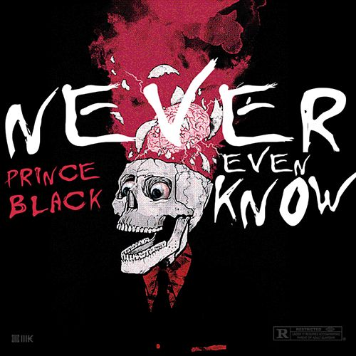 Never Even Know (What's the Word) by Prince Black