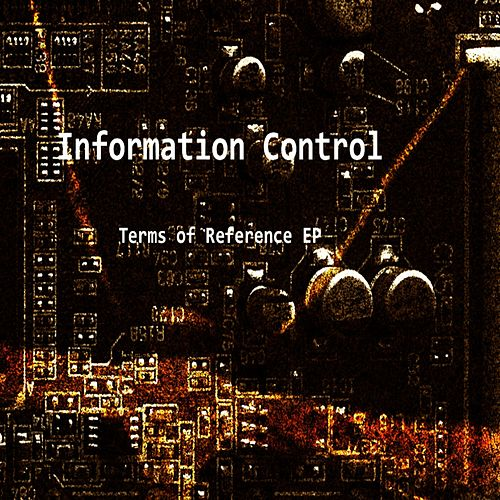 Terms Of Reference by Information Control