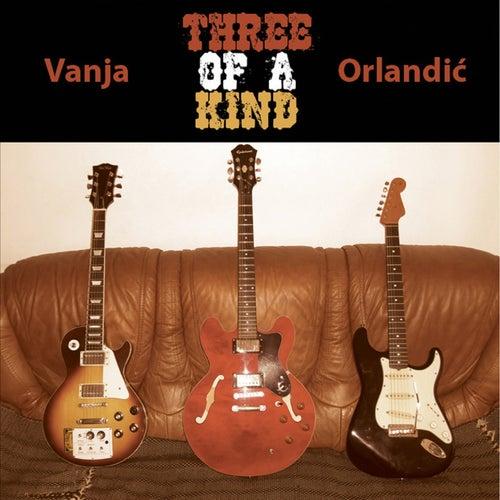 Three of a Kind by Vanja Orlandic